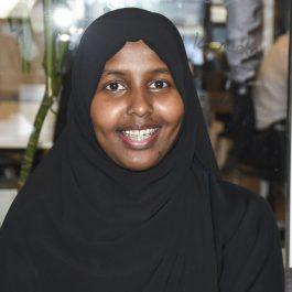 Nasra Ali