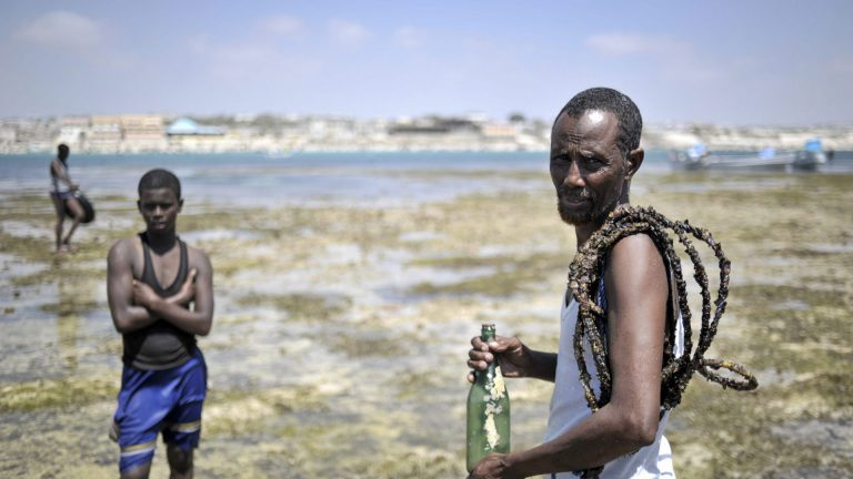 mogadishu beach
