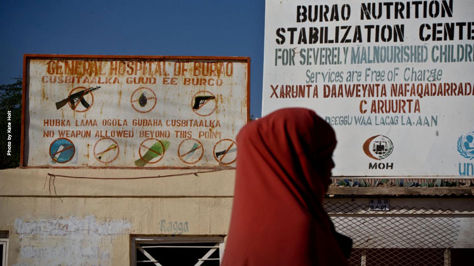 Burao Somalia